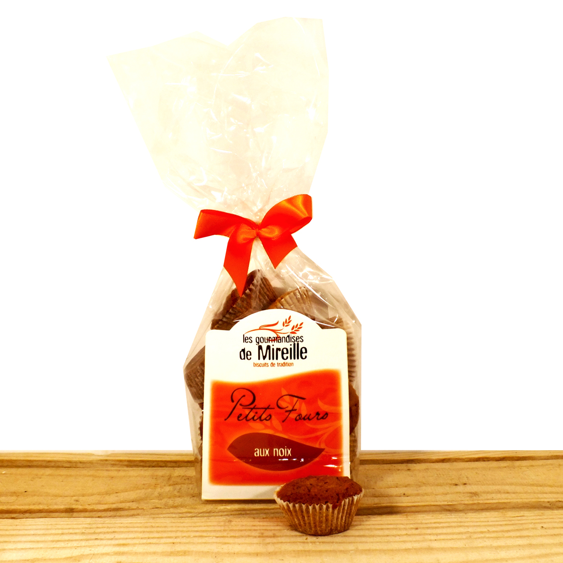 Petits fours noix Les Gourmandises de Mireille
