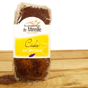 Cake au chocolat-orange Les Gourmandises de Mireille