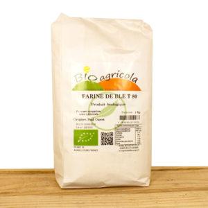 Farine de blé Bioagricola