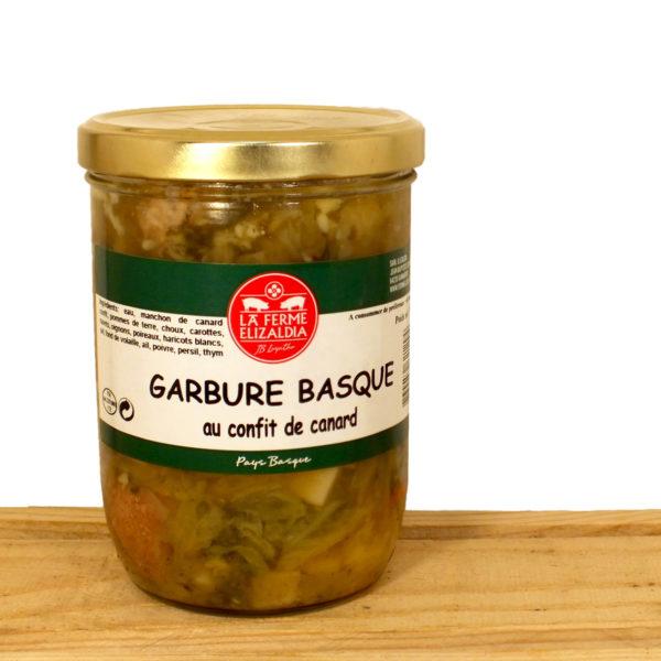 garbure basque ferme Elizaldia