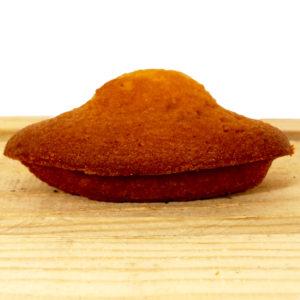 Madeleines citron Les Gourmandises de Mireille