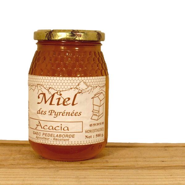 Miel d'acacia Pedelaborde