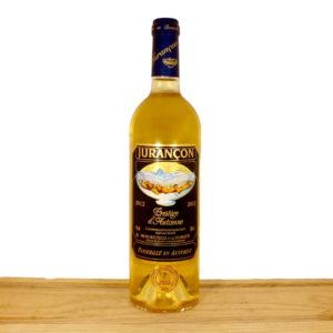 Prestige d'automne 2012 jurancon blanc doux